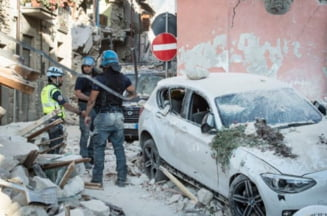 Cutremur devastator in Italia: Pagube de miliarde de dolari, dar despagubirile vor fi putine