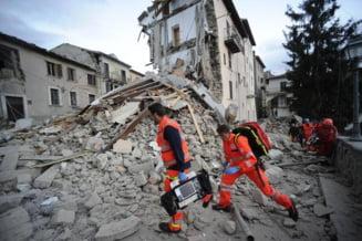 Cutremur devastator in Italia: Satucul in care au murit toti locuitorii, plus rude ale acestora