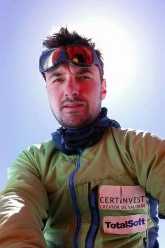 Cutremur devastator in Nepal: Nou mesaj de la alpinistul roman Alex Gavan: Fiti alaturi de mine!