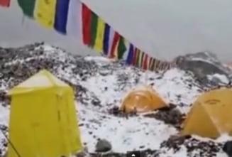 Cutremur devastator in Nepal: Cele mai noi detalii despre alpinistii romani din Himalaya