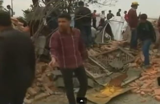 Cutremur devastator in Nepal: Pentru aproape un milion de copii drama abia incepe