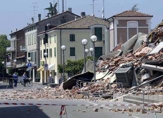 Cutremur in Italia: Bilantul mortilor a crescut, zi de doliu national