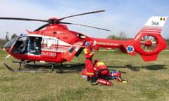 Demisii in bloc la Floreasca - Medic: Dupa ce plecam, avionul si elicopterul SMURD vor sta la sol