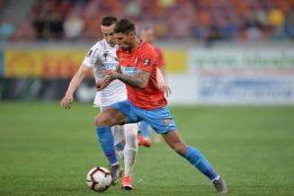 Derbiul FCSB - CFR Cluj: Iata echipele de start gandite de cei doi antrenori, Bogdan Vintila si Dan Petrescu. Tanase a fost lasat pe banca