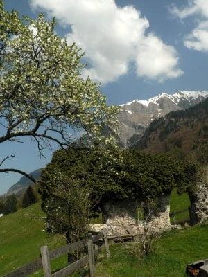Destinatii de vacanta: Casa lui Heidi, fetita muntilor