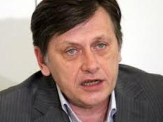 Deutsche Welle: Aporia lui Crin Antonescu