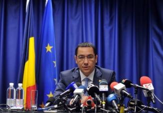 Deutsche Welle: Razboiul Ponta-Basescu ramane in vizorul presei