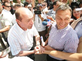 Deutsche Welle: Traian Basescu si Viktor Orban