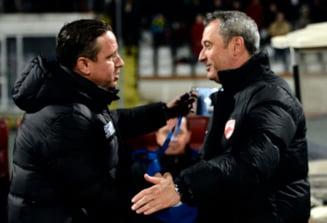 Dinamo - Steaua: Ce spun Reghecampf si Rednic dupa acest meci
