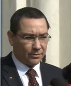 Dosarul Referendumului Ponta, la iesirea de la Inalta Curte: Am spus adevarul si numai adevarul