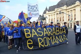 EU Observer: Unirea Romaniei cu R. Moldova, in carti?