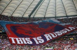 EURO 2012: Bannerul care i-a scos din minti pe polonezi