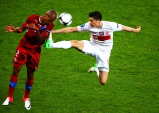 EURO 2012: Cehia, victorie decisiva cu Polonia