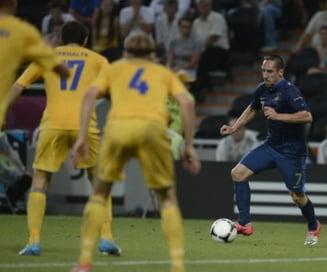 EURO 2012: Franta a invins Ucraina in cel mai lung meci