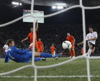 """EURO 2012: Germania bate Olanda, iar """"portocala mecanica"""" e ca si eliminata!"""