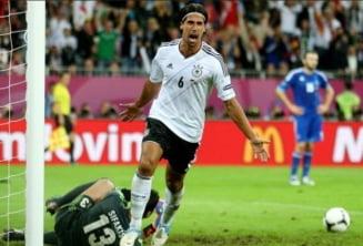 EURO 2012: Germania invinge clar Grecia si merge in semifinale