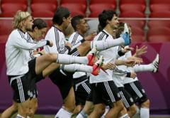EURO 2012: Germania isi infrunta complexul italian pentru un loc in finala