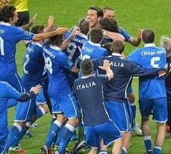 EURO 2012: Italia a eliminat Anglia la penaltiuri