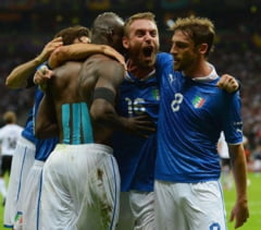 EURO 2012: Italia a invins Germania si merge in finala de la Kiev (Video)