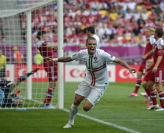 EURO 2012: Portugalia, victorie nebuna cu Danemarca