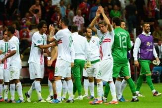 EURO 2012: Portugalia invinge Cehia si se califica in semifinale (Video)
