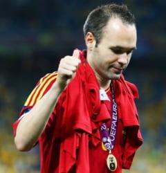 EURO 2012: UEFA a desemnat cel mai bun jucator al turneului