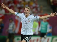 EURO 2012: Germania invinge Danemarca si se califica in sferturi (Video)