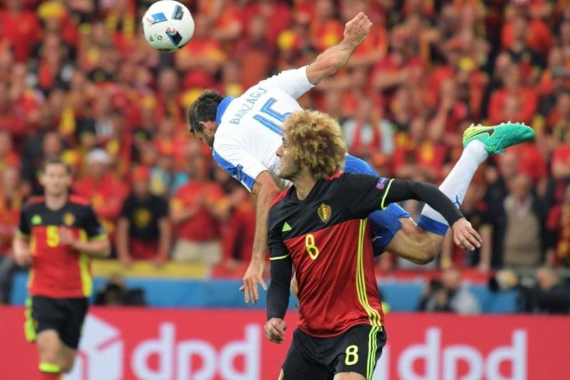 EURO 2016: Belgia invinge categoric Irlanda