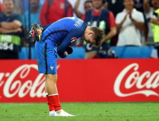 EURO 2016: Clasamentul final al golgheterilor de la turneul din Franta