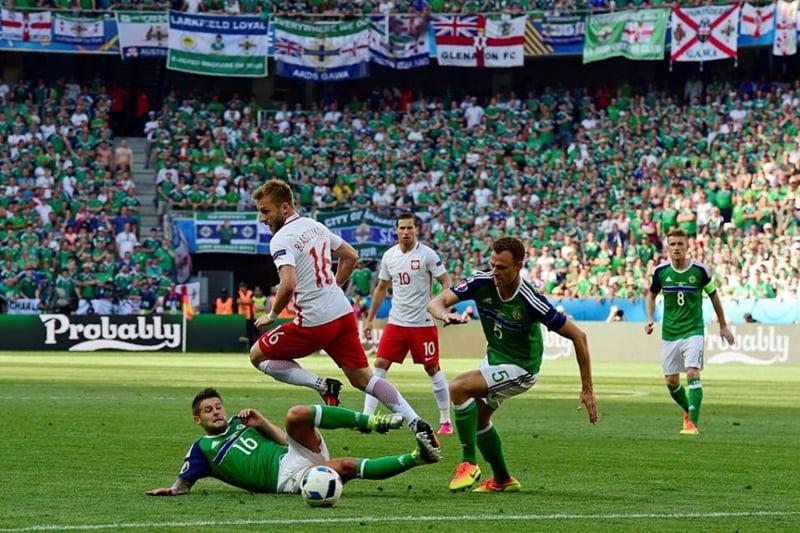 EURO 2016: Polonia invinge Irlanda de Nord dupa un meci slab din grupa C