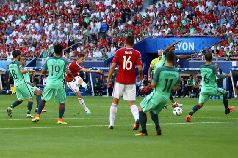 EURO 2016: Ungaria castiga grupa F dupa o remiza cu sase goluri in fata Portugaliei