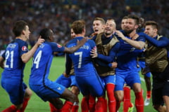 EURO 2016: Franta revine superb cu Irlanda si se califica in sferturi