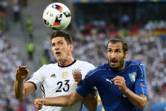 EURO 2016: Germania elimina dramatic Italia la penaltiuri si merge in semifinale