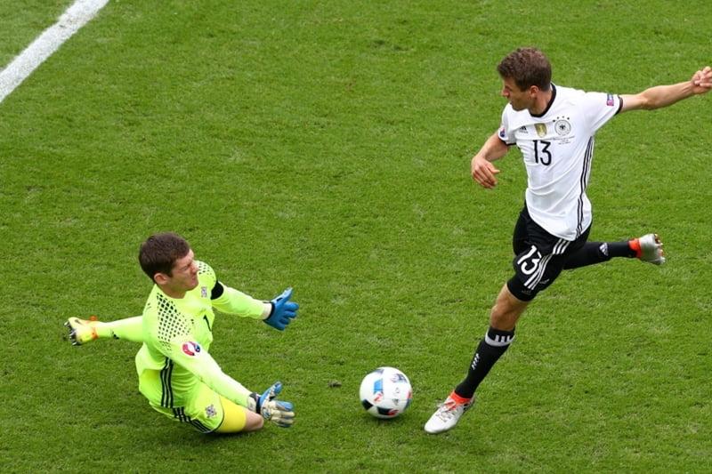 EURO 2016: Germania invinge Irlanda de Nord si castiga Grupa C