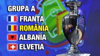 EURO 2016: Prezentarea adversarelor Romaniei - de cine trebuie sa ne temem