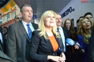 Editorial: Doamna Udrea, sunteti o katiusa?
