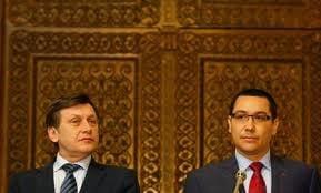 Editorial: Ponta si Antonescu il reinventeaza pe Basescu
