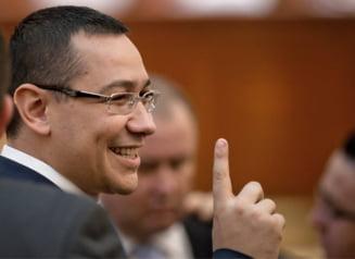 Editorial: Un an de guvernare alaturi de Ponta