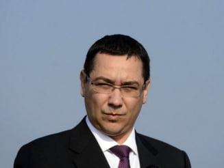 Editorial: Candidatura pisicului Ponta