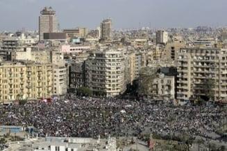 Egipt: Mubarak cedeaza si anunta ca nu va mai candida