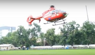 Elicopter prabusit in R. Moldova - Arafat: Salvatorii devin victime