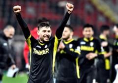 Europa League: Astra Giurgiu invinge Zira dupa un meci spectaculos