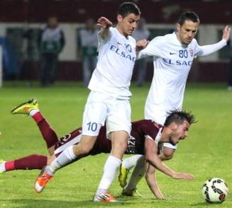 Europa League: Botosani, invinsa de Legia Varsovia