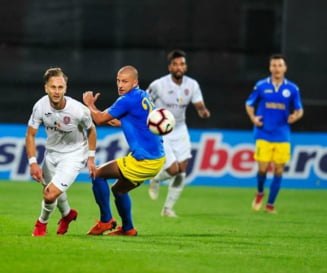 Europa League: CFR Cluj pierde in... Luxemburg!
