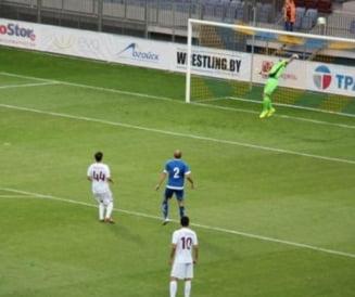 Europa League: CFR Cluj pierde la Minsk