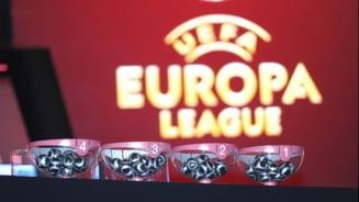 Europa League: Nesansa pentru echipele romanesti la tragerea la sorti