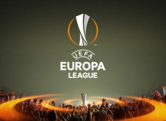 Europa League: Rezultatele inregistrate joi seara si echipele calificate in optimi