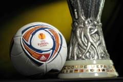 Europa League: Rezultatele inregistrate joi si clasamentele