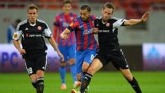 Europa League: Steaua, infrangere dureroasa in Danemarca