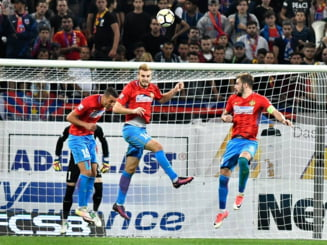 Europa League: FCSB, victorie mare in Elvetia
